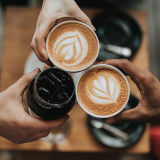 Stay WarmWithDelicious Coffee