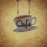 RechargeWithCafe Delirium CoffeeOnTheOutdoor Courtyard