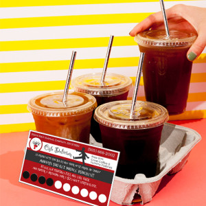 Cafe_D_Deliriously Good Deals Available Now With New Cafe Delirium Punchcards
